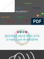 [REVIEW] ASUS ROG G703 Intel Core i9-8950HK.pptx