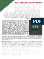 Alan Moore Anarquc3ada y Arte Para Revivir La Magia - Fernando Escobar Pc3a1ez