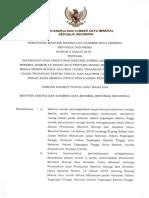 Permen ESDM No 2 Tahun 2019 Tentang Perubahan Atas Permen ESDM No 18 Tahun 2015 Tentang Ruang Bebas Dan Jarak Bebas Minimum Pada SUTT, SUTET, Dan SUTAS Untuk Penyaluran Tenaga Listrik