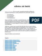 Evaluarea competențelor lingvistice