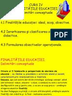 Tema 6 Finalitatile Educatiei