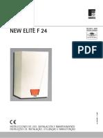 Manual New Elite f24e