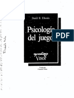 PSICOLOGIA DEL JUEGO DANIEL ELKONIN.pdf