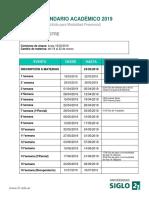 2019 Calendario Academico Mod Presencial