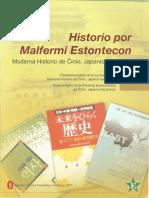 Historio por Malfermi Estontecon - Moderna Historio de Ĉinio, Japanio kaj Koreio (2007).pdf