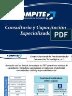 Presentacion Servicios Compite (Junio 2016)