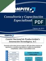 Presentacion Corta Compite 2013