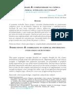 Subjetividade e Complexidade - Superando Dicotomias