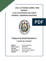 Control Automativo Caratula