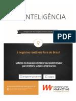 5 Negocios Rentáveis Fora Do Brasil