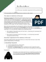 Descartes' Arguments