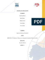 Informe 4 Adelantos y Retrasos en El Diagrama de Mando Del Motor Ciclo Otto.