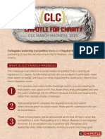 clc march madness 2019-2