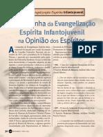 2012 Abril a Campanha Da Evangelizacao Na Opiniao Dos Espiritos