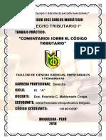 CÓDIGO TRIBUTARIO (COMENTARIOS) - 2.docx