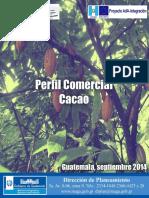 Perfil Cacao MAGA