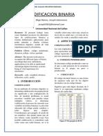 CODIFICACION BINARIA (paper teoria).docx