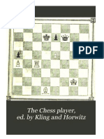 The Chess player, ed. by Kling and Horwitz