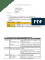 Planificación Anual de Comunicación 2019 4 Sec