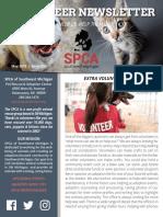 05.19 SPCA SWMI Newsletter