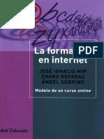 La formación en internet.pdf