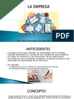 La Empresa (3)