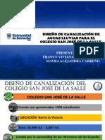 Ayudas Proyecto Canalización de Aguas Lluvias Colegio San José la Salle v6.pptx