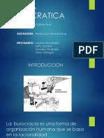 Sena Exposicion - Teoria de la Burocracia.pptx