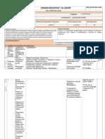 Agrotecnologia Plan Anual
