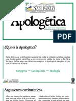 apologetica
