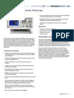 Generador de Señales Manual