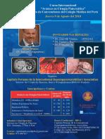 Curso Pancreas Ficha y Programa