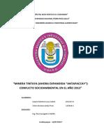 TRABAJO DE PREPARACIÓN MECÁNICA Y FLOTACIÓN.docx