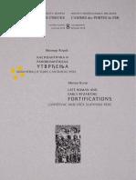 Kasnoanticka i Ranovizantijska Utvrdjenja - Miomir Korac