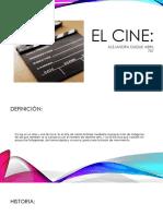 El cine expocicion español.pptx