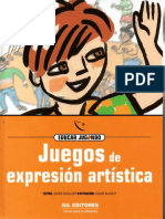 Juegos de Expresion Artistica