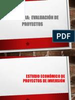 1. Costos y Gastos Del Proyecto