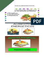 Clasificacion de Los Alimentos Según Su Funcion (2)