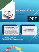 Micro e Structur A