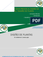 Diseño Plantas