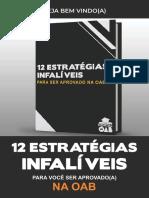12 Estrategias Infalíveis Para Ser Aprovado Na OAB