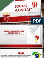 Palomintas 6J América Latina
