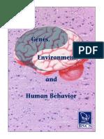 Genes, Environtment and human behavior.pdf
