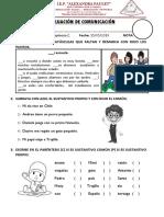 Evaluación de Plan Lector