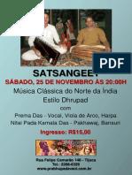 Sat Sangeeta p Tijuca