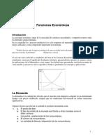 1-  Funciones economicas