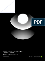 2018 Audit Transparency Report AODA