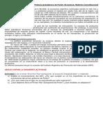 Clase de Peronismo. Economía, Reforma Constitucional y Crisis