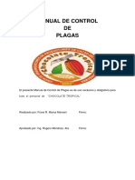 Manual de Control Plagas