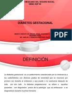 Diabetes Gestacional Para Enfermeria